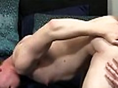 Gay twinks jerking off guys and eating their cum first time Kellan