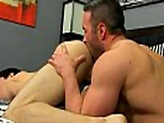 Nylon gay sex males Brock Landon is thinking dinner plans, but his