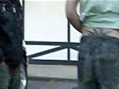 Blacks On Boys - Gay Bareback Hardcore Fuck Video 22