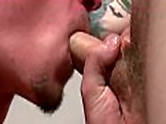 Gay acquires anal filled with one-eyed monster