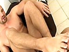 Racy anal banging with homos