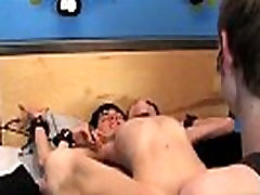 Naked young school boys gay sex videos Roxy Red and Kyler Moss get