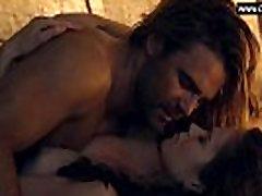 Gwendoline Taylor - Explicit Sex Scenes, Perfect Boobs - Spartacus s03e10 2013