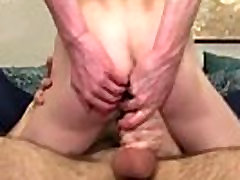 Young 18 sex gay Riler lays next to Zaden, pulling Zaden&039s ginormous