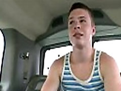 Free dp gay sex movies Young Studs Fuck On The Baitbus