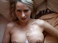 Hot German gets analed and cums twice - see more www.thickcamgirls.com