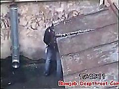 Students Open-Air Blowjob - Blowjob-Deepthroat.Com