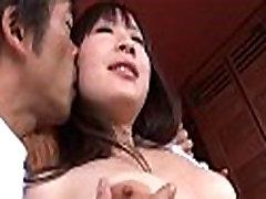 Milf oriental gets fingered and screwed