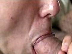 Worthwhile twink fills mouth with cock