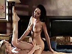 Les Lick and Tribbing Jillian Janson, Val Dodds, Ariana Marie, Karlee Grey