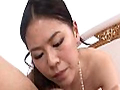 Man copulates asian hairy pussy