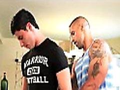 Gay booty massage