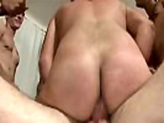 Hot gay porn twinks sex Double Fucked Smoke Sex!
