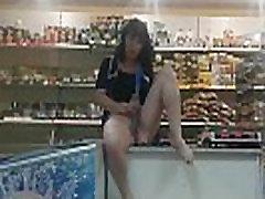 Russian mature masturbate in shop - cutecam.org