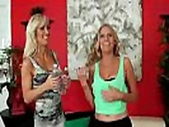 Couple Mature Lesbians Play In Front Of Cam clip-06