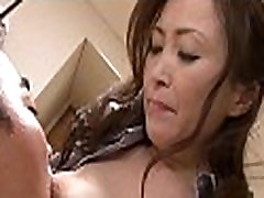 Horny oriental mother i&039d like to fuck enjoys cock