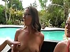 Sex Scene With Wild In Love Mature Lesbians clip-02
