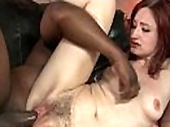 Big hairy pussy babe gets hard fucked in pussy deep 30