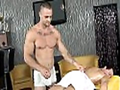 Gay one-eyed monster massage