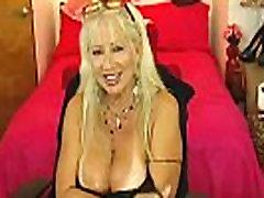 sexy blond mature masturbating. Free webcams here xxxaim.com