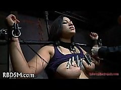 Torturing beauty&039s fuck holes