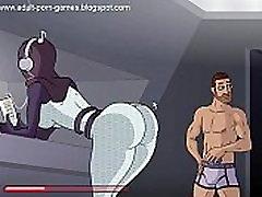 Adult flash hentai game guy fucks girls and alien chick