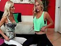 Milf Bang Milf In Hot Lesbian Sex Scene clip-19