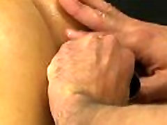Gay asia boy men cute Mike trusses up and blindfolds the young