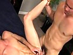Tall slim gay dude take hugh dick in ass Sergio is the buff strenuous