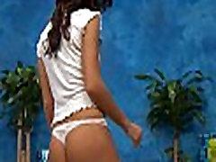 Hegre massage clip scene