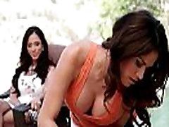 Sensual lesbian massage leads to orgasm 5