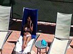 Latina Girl Get Hard Banged In Front Of Camera clip-21