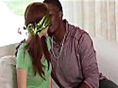 Big Black Cock for Tiny Teen Pussy 034