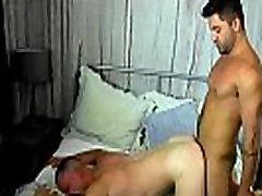 Gay chubby bears man big A Fellow Guest Takes Dominics Dick