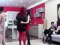 Find her on W1LD4U.COM - Lesbians of all ages at crazy huge group sex