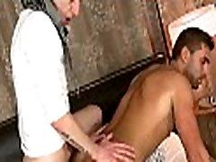 Sexy hunks having wild outdoor sex