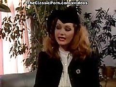 Bridgette Monet, Joey Silvera, Sharon Kane in vintage sex video
