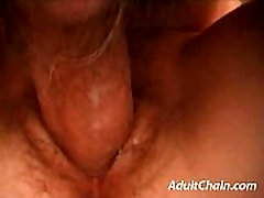 Mature close-up fuck