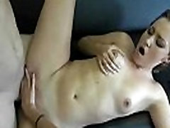 Hot sexy amateur babe needs a lift and takes cash 11