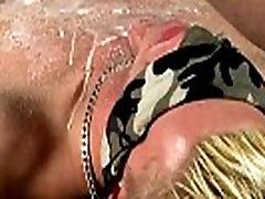 Italian gay brazilian black gay men orgy xxx Luca is being treated to