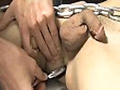 Gay XXX Roxy enjoys every minute of this beautiful bondage scene.