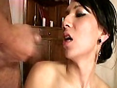 Sexy Shemale Gets Hard Ass Fucked and Hot Cum