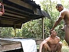 Beefy Gays Lost in the Woods and Fucked so Hard