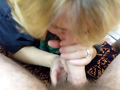 Blowjob and Handjob with Vaseline