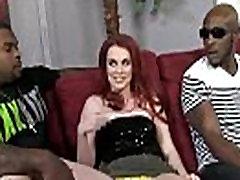 Andrea Sky worships big black cocks