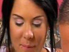 Virgin tries her first ramrod
