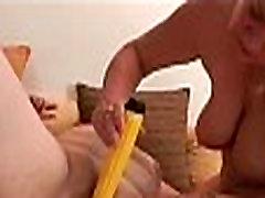 Mature BBW lesbians dildoing snatchs