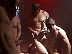 Gaysex group of hunks blows their loads