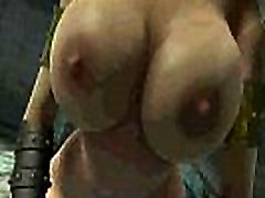 Foxy 3D cartoon blonde getting fucked by Beastndmistress-high 2