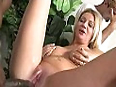 Hot milf fucks hard an huge black cock 22